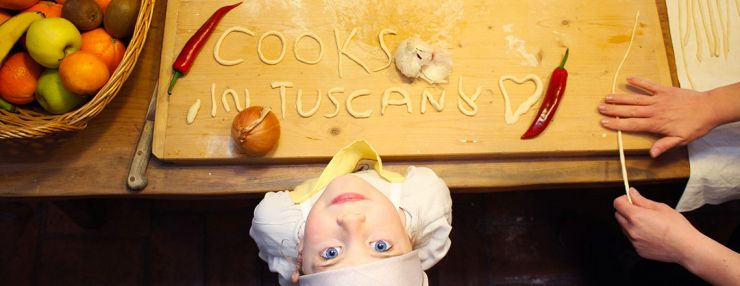 About Us COOKS in TUSCANY